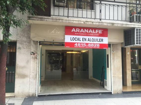 Alquiler Local - Capital - Barrio Norte - 4 M X 15 M