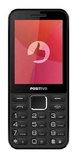 Celular Positivo Feature Phone P-28-b Dual 11130489