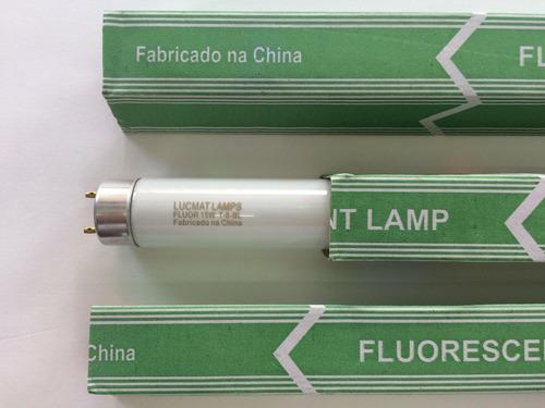 Lampada Fluor Mata Mosca Reposição 45cm Bl 15w T8