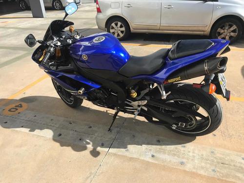 Yamaha R1 1000 Speed