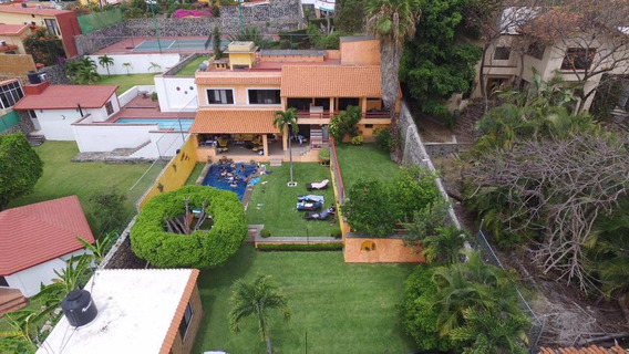 Hermosa Residencia En Burgos Cuernavaca