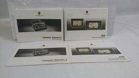 Manual Do Proprietário Porsche Cayenne E Cayenne S 2009