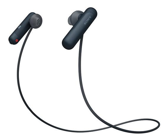 Headphone Sony Wi-sp500 Esportivo Intra-auriculares Sem Fio