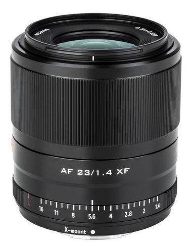 Lente Viltrox Af 23mm F1.4 Xf Fujifilm Fuji X-t4 X-t3 X-t2