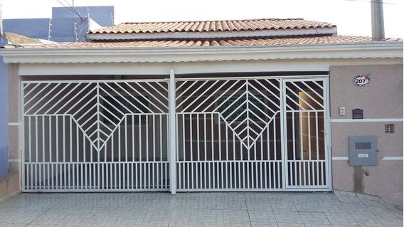 Casa Térrea 3 Dts Venda Wanel Ville V Sorocaba Sp