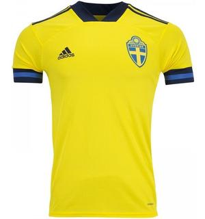 Camisa Original Da Suécia 2020 - Lançamento Exclusivo