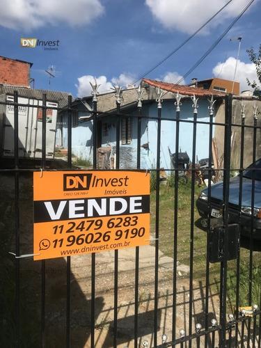Terreno A Venda No Bairro Vila Rute Em Guarulhos - Sp.  - 1652-1