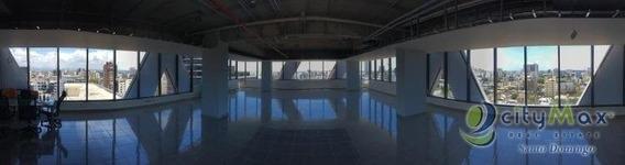 Alquilo Oficina De 175 Mts En Torre Corporativa En Piantini