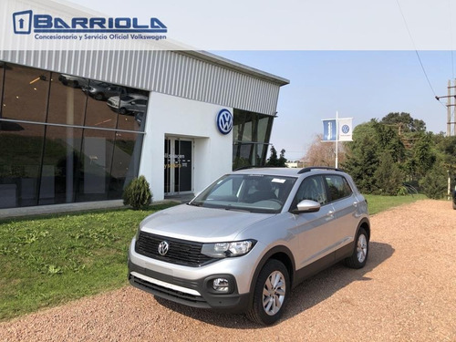 Volkswagen T-cross Trendline 2021 0km Entrega Ya - Barriola