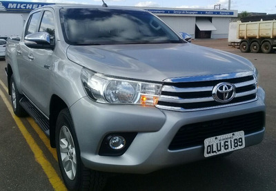 Hilux 2.8 Srx 4x4 Cd 16v Diesel 4p Automatico 2016/2017