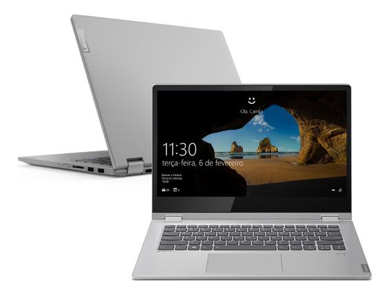 Notebook Lenovo 2 Em 1 Ideapad C340 I5-8265u 8gb 128gb Ssd W