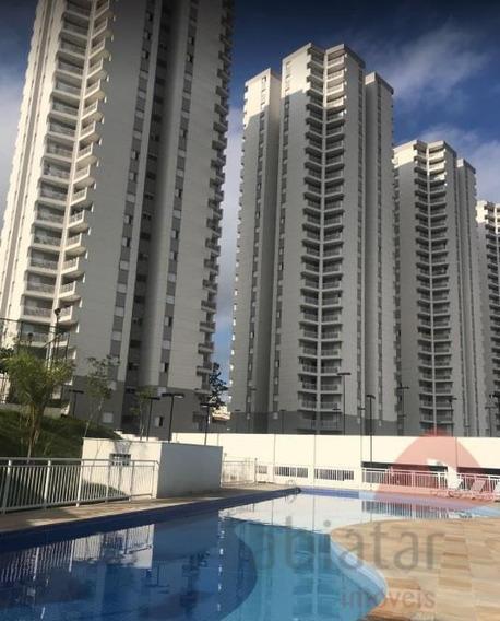 Apartamento Residencial Para Locação, Jardim Monte Alegre, Taboão Da Serra - 827