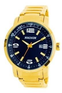 Relógio Magnum Masculino Ma33095a 0