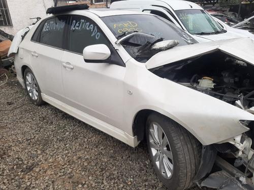Imagem 1 de 8 de (14) Sucata Subaru Impreza 2.0 2010/2011 (retirada Peças)