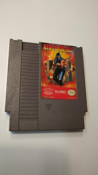 Jogo Ninja Gaiden Original Americano Para Nes