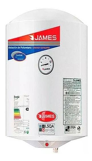 Calefon Cobre James 60 Lts Eficiencia Energetica A