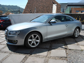 Audi A5 Turbo Fsi Aut Coupe 2010 Top De Linea Hermoso