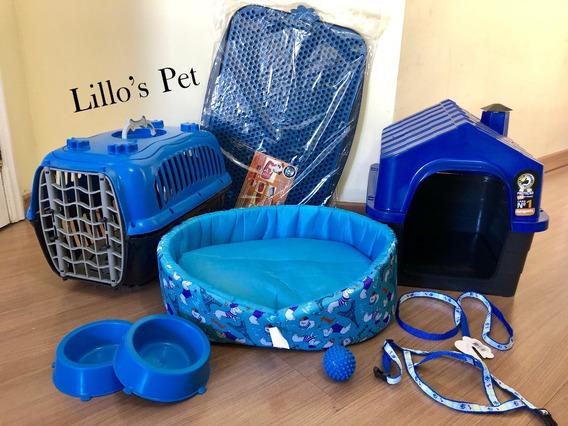 Caminha Cachorro Kit Completo