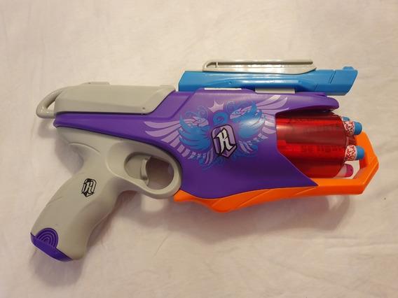 Nerf Rebelle Para Meninas Roxa Linha Spylight Blaster