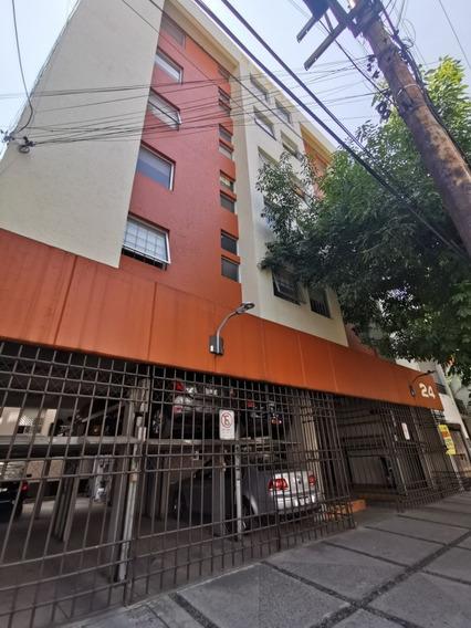 Escandón, Departamento En Venta, A Unos Pasos De La Condesa, Metrobús Y Comercio