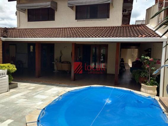 Casa Residencial À Venda, Jardim Alto Rio Preto, São José Do Rio Preto. - Ca1266