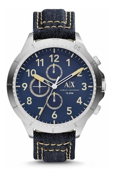 Relógio Armani Exchange Cronógrafo Masculino Ax17560pn