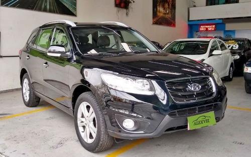 Hyundai Santa Fe 3.5 Mpfi V6 24v 285cv 2011 Automático