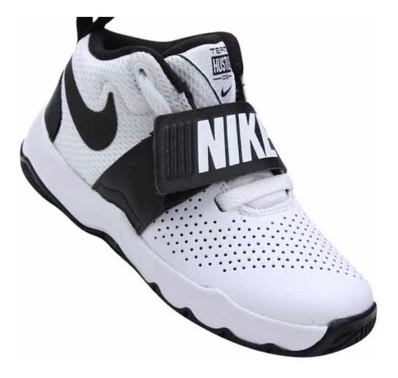 Nike Tenis Team Hustle 8 Tam 30