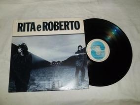 Lp Vinil - Rita Lee E Roberto De Carvalho - Rita E Roberto
