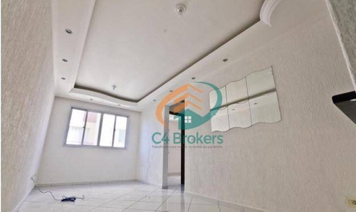 Apartamento Com 2 Dormitórios À Venda, 49 M² Por R$ 250.000,00 - Jardim Norma - São Paulo/sp - Ap3727