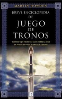 Breve Enciclopedia De Juego De Tronos Howden