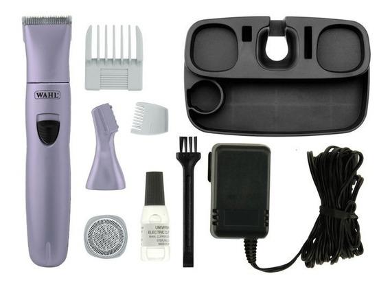 Recortadora Para Dama Recargable Wahl Ladies Body Kit