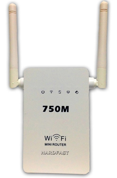 Ampliador Sinal Wifi Repetidor Ap Access Point Dual 10dbi Br