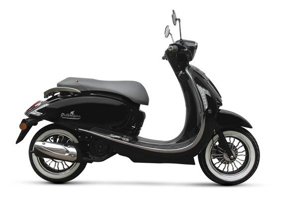 Scooter Motomel Strato Alpino 150 Vintage 0km Urquiza Motos