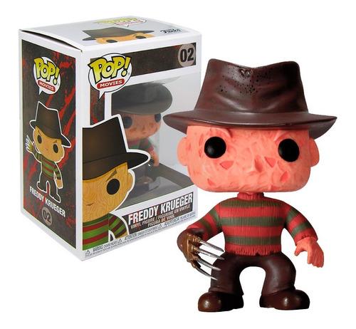 Boneco Funko Pop Movies Freddy Krueger 02 - Original