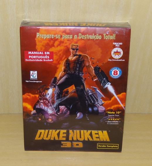 Duke Nukem 3d - Lacrado - Pc