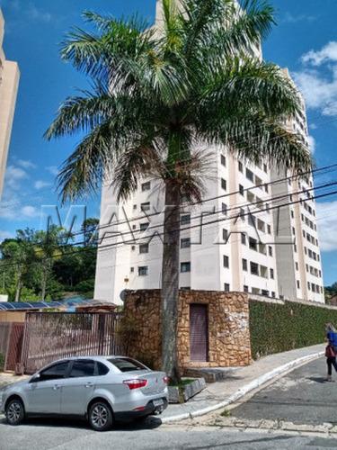 Apartamento No Mandaqui - Mi83778
