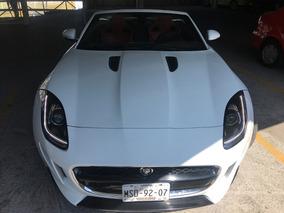 Jaguar F-type 3.0 Convertible Mt 2014