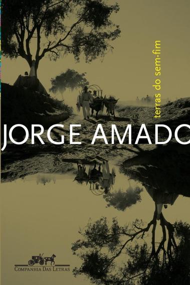 Livro Terras Do Sem-fim - Jorge Amado