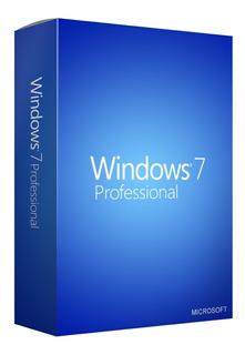 Licencia Win.dow7 Pro/licencia Digital Genuina 100% Original