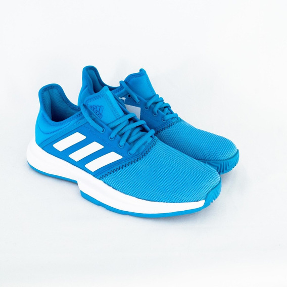 Tênis adidas Cg6335 Gamecourt M Azul Original