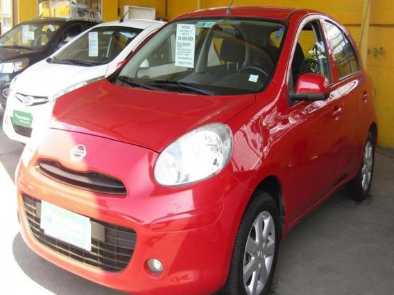 Nissan March 1.6 Sence Ac Aw 2013