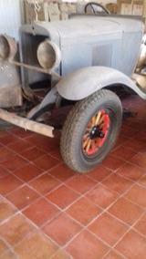Chevrolet Camión 1929 Para Repuesto Y Sin Papeles