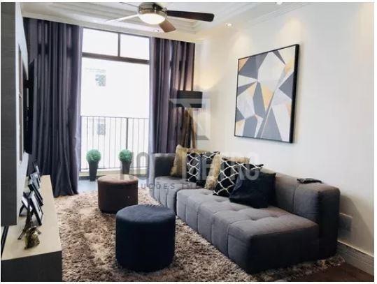 Apartamento À Venda Em Cambuí - Ap004648