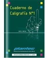 Cuaderno De Caligrafia Nº 1 Plantec Normas Iram