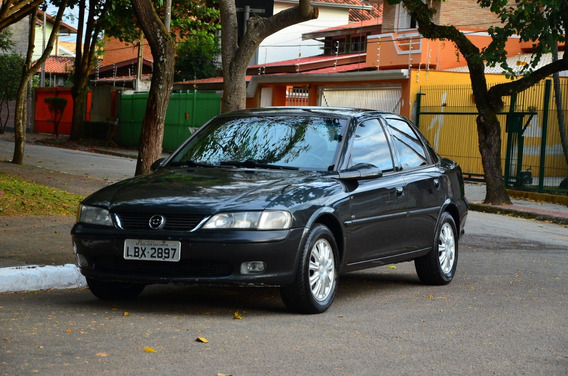 Chevrolet Vectra Cd 2.0 16v 1998 - Com Gnv