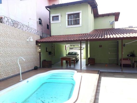 Casa Em Araçás, Vila Velha/es De 180m² 4 Quartos À Venda Por R$ 540.000,00 - Ca282091