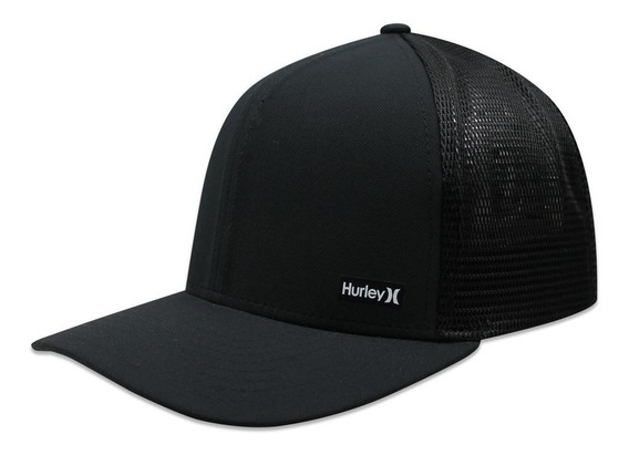 Gorra Hurley Snapback League Hat Negro
