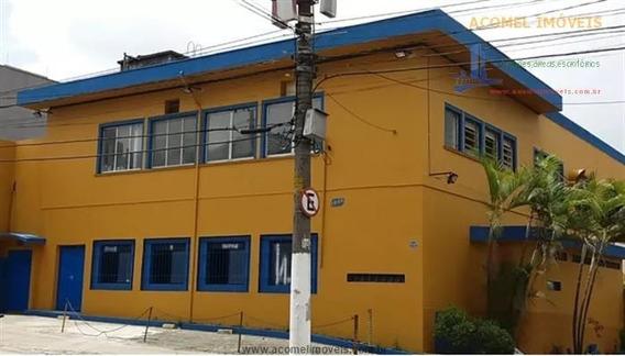 Galpões Para Alugar Em Santo André/sp - Alugue O Seu Galpões Aqui! - 1445571