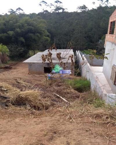 Chácara Em Construção Em Atibaia - Próxima A Fernão Dias - Ch00698